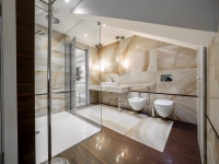 Bathroom with Onyx Ivory